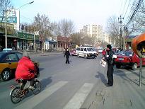 中国の道路
