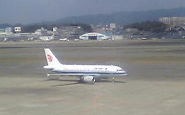 中国の飛行機