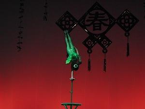 中国の雑技談
